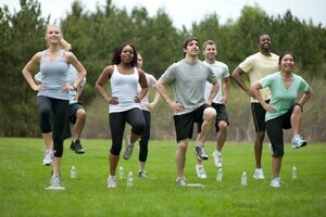 Get Fit In Wedgewood